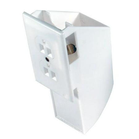 Secret Safe - US Patrol Hidden Wall Safe Secret Stash Electrical Plug