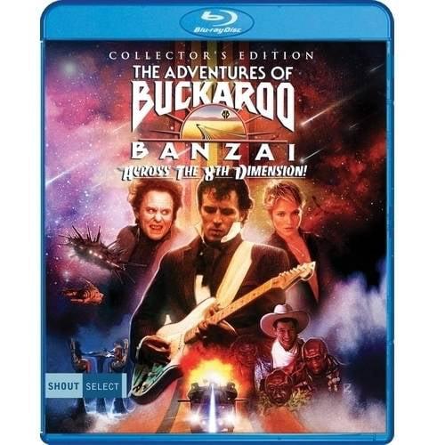 The Adventures Of Buckaroo Banzai Across The 8th Dimension (Collector's Edition) (Blu-ray)