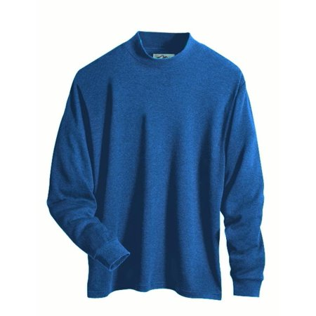 801e018071d TM - TM 60 40 Interlock Mock Turtleneck. - Walmart.com
