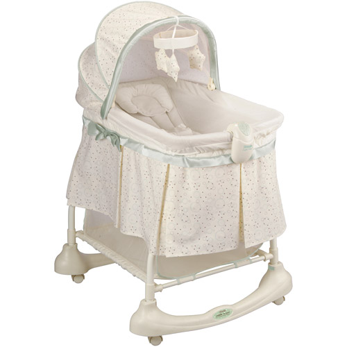 Kolcraft Cuddle'n Care 2-in-1 Bassinet & Incline Sleeper