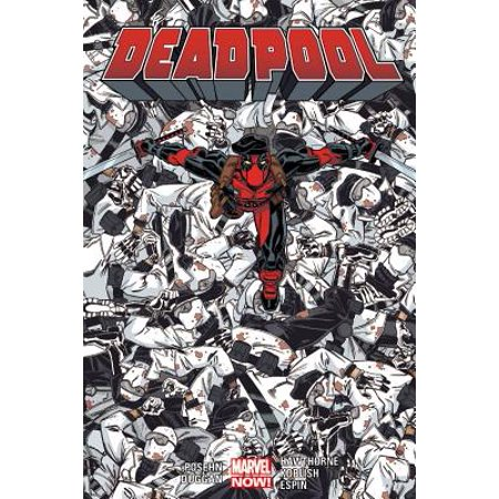 Deadpool by Posehn & Duggan Vol. 4 (Lady Deadpool Comics)
