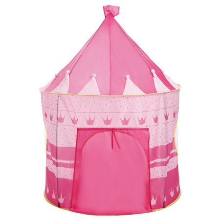 Girls Princess Castle Play Tent Large Playhouse Indoor Outdoor for ...