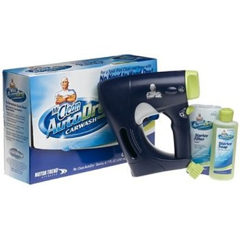 mr. clean autodry car wash system starter -