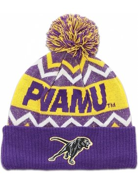 2f4b5e695176f1 Product Image Big Boy Prairie View A&M Panthers S10 Mens Cuff Beanie Cap  with Ball [Purple]. Product TitleCultural ExchangeBig ...