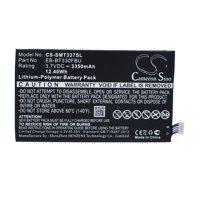 "Cameron Sino 3350mAh Battery for Samsung Galaxy Tab 4 8.0, Galaxy Tab4 8.0"", SM-T337A, SM-T337V, SM-T337T, SM-T330NU"