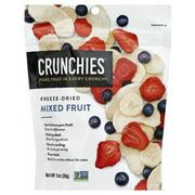 Crunchies Food Crunchies Mixed Fruit, 1 oz