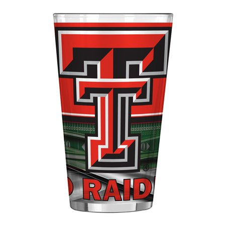- NCAA Texas Tech Red Raiders Field Pint, 16-ounce