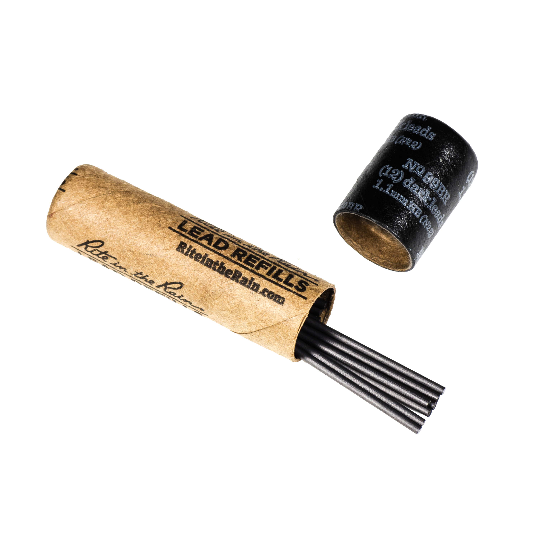 Rite in the Rain Weatherproof Black Lead Refill (No. 99BR)
