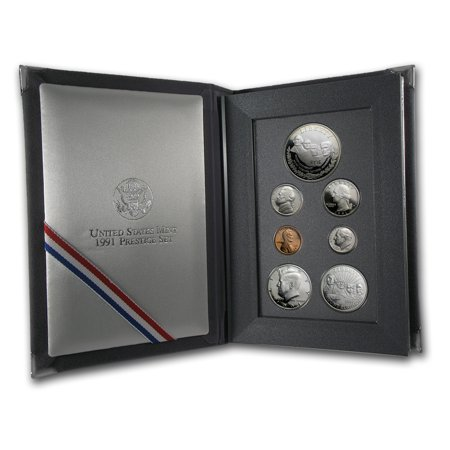 1991 U.S. Mint Prestige Set Bronze Medal Us Mint