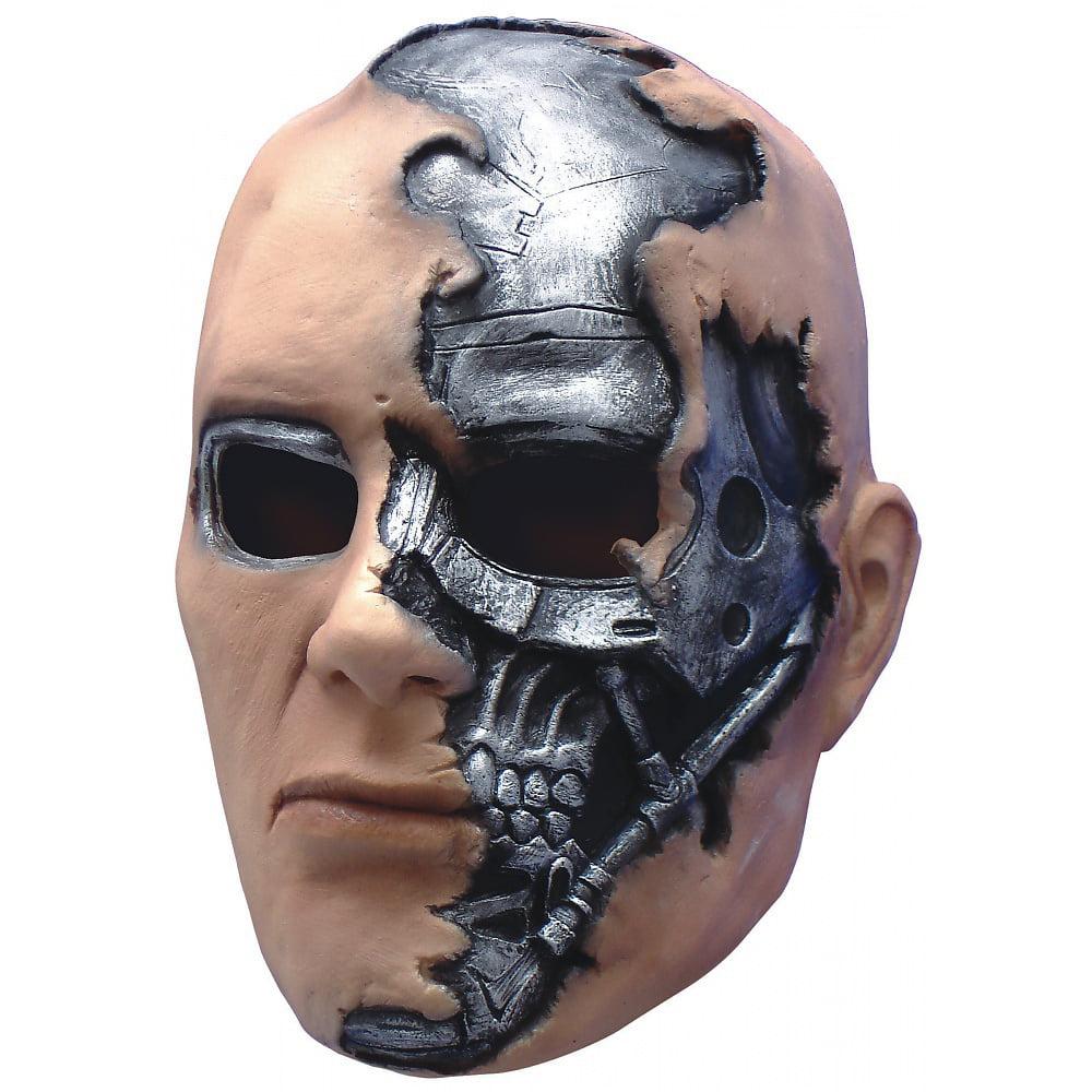 T-600 Terminator Mask Child Costume Accessory