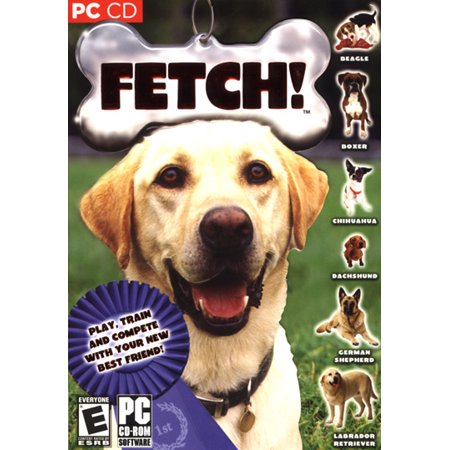 Fetch! - Play, Train & Compete- XSDP -10772 - Choose from American's favorite dogs including Labradors, German Shepherds, Boxers, Chihuahuas, Dachshunds and Beagles to bring home today. Give your Boxer German Shepherd