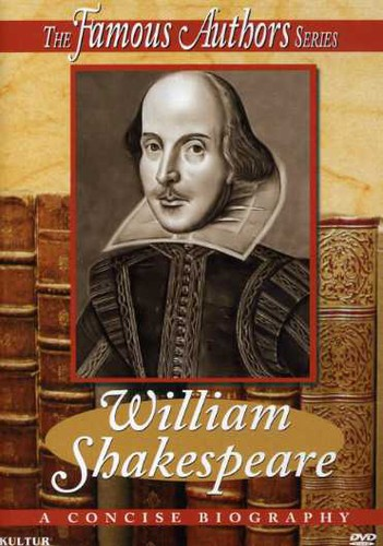 Click here to buy Famous Authors: William Shakespeare.