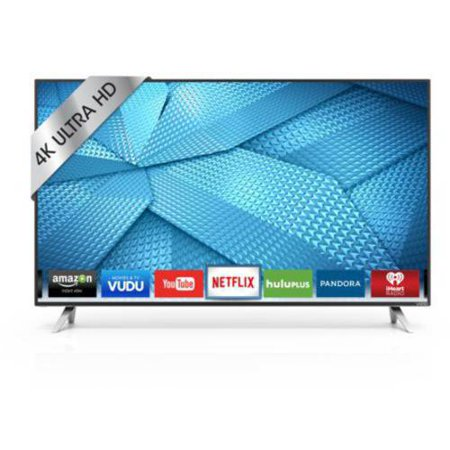 Refurbished VIZIO M60-C3 60″ 4K Ultra HD 2160p 240Hz Class LED Smart HDTV (4K x 2K)