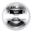 "Amana A.G.E. 12"" X 100 4 +1 1"" Bore Heavy Miter Saw Blade  Md12-106"