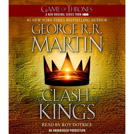 A Clash of Kings : A Song of Ice and Fire: Book Two ()