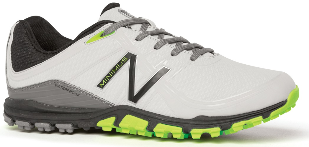 New Balance NBG1005 Men's Minimus Spikeless Golf Shoe, Brand New - by New Balance