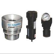 EXAIR 6242 Air Amplifier Kit,2 In Inlet,21.5 CFM