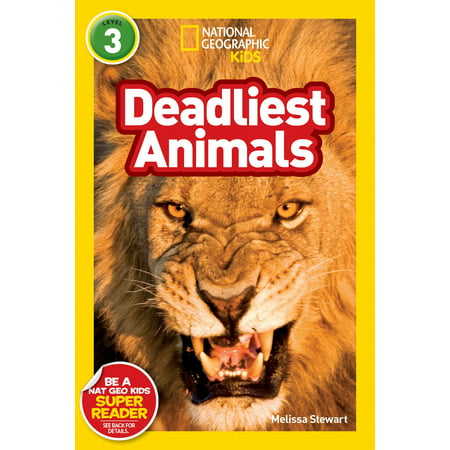National Geographic Readers: Deadliest Animals