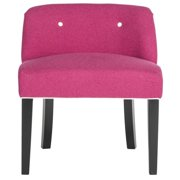 vanity chair with back and casters. Safavieh Bell Vanity Chair  Multiple Colors Chairs