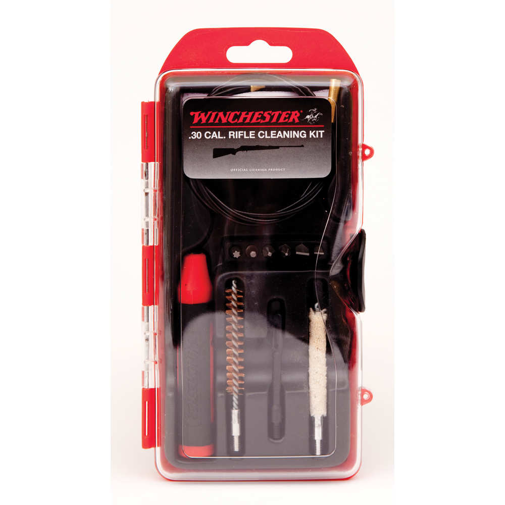 Winchester .30 Caliber Rifle 12 Piece Gunsmithing Cleaning Tool Kit - WIN30LR