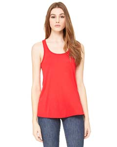 Bella + Canvas Ladies' Flowy Racerback Tank