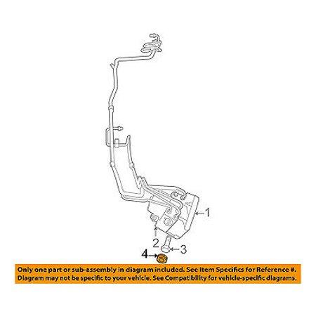 CHRYSLER OEM-ABS Anti-Lock Brake System Control Module Grommet 5264880AA