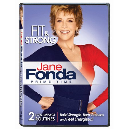Jane Fonda: Prime Time Fit & Strong (DVD)