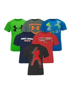 917cdeecb5de Product Image Under Armour Boys  Mystery T-Shirt 3-Pack