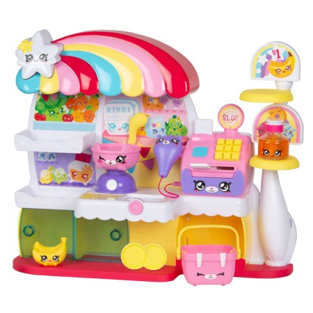 Kindi Kids Supermarket Playset