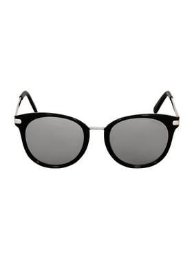 Kenneth Cole Reaction Plastic Frame Smoke Mirror Lens Men's Sunglasses KC13095301C