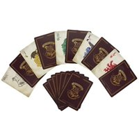 Harry Potter Playing Cards - Blue Packaging