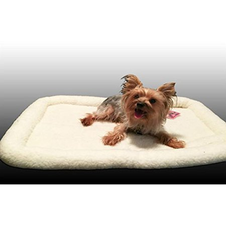 Durable Cozy Soft Pet Dog Bed Mat Cushion Dog/Cat Bed Available in many Size's (XSmall: 24in x 16in x