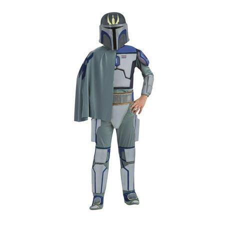 Star Wars Clone Trooper Deluxe Child Costume (Star Wars Clone Wars - Deluxe Pre Vizsla)