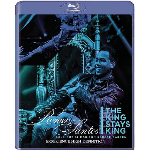 The King Stays King: Sold Out At Madison Square Garden (Music Blu-ray)