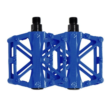 Bike Pedals Mountain Road Bicycle Flat Platform MTB Cycling Aluminum Alloy