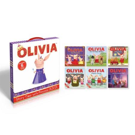 Story Time with Princess OLIVIA Olivia the Princess - image 1 de 2