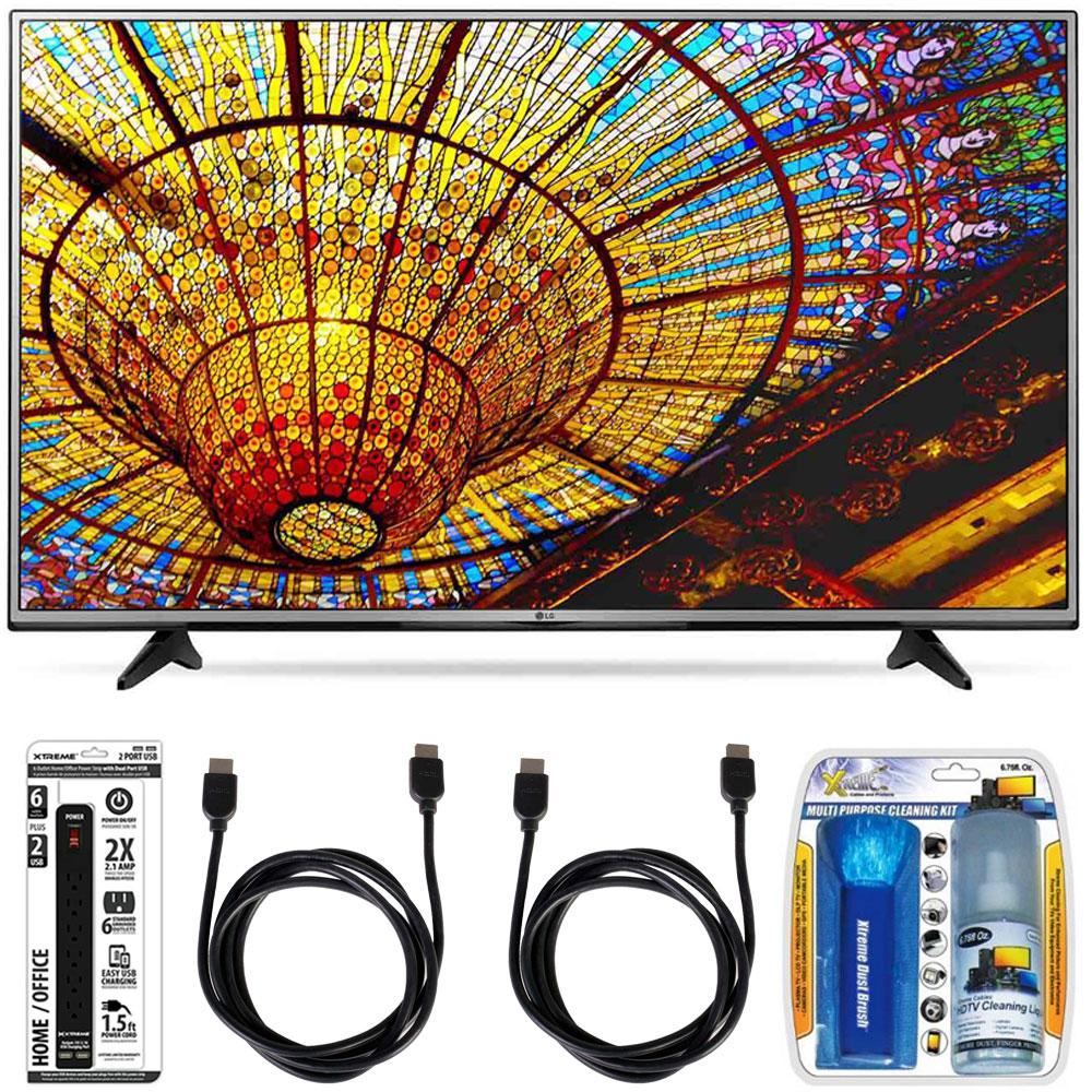 LG 55UH6030 - 55-Inch 4K UHD Smart LED TV w/ webOS 3.0 Es...