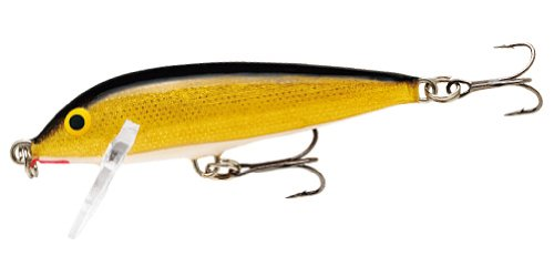 "Rapala CountDown 3.5"" 7 16 oz Lure, Brook Trout by Normark Corporation"