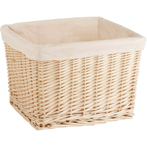 Whitmor Willow and Linen Storage Tote