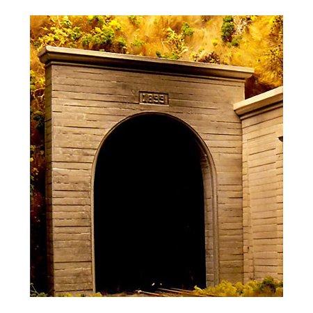 N Single Concrete Tunnel Portal (2), Chooch Enterprises, CCH9720