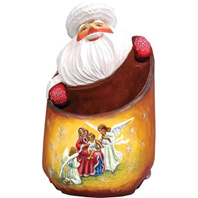 G Debrekht GDeBrekht 8215740 Devotional Safe Haven Figurine