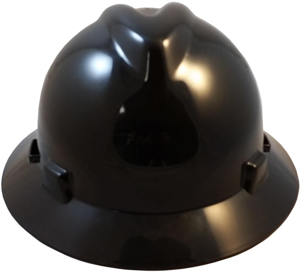 Type 2 hard hat full brim wood burning stove floor protector
