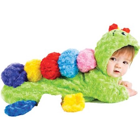 Colorful Caterpillar Bunt Infant Costume](Caterpillar Costume Baby)