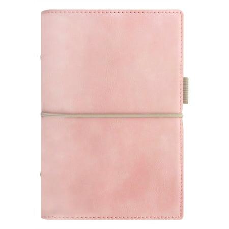 Filofax Domino Soft Personal Pale Pink