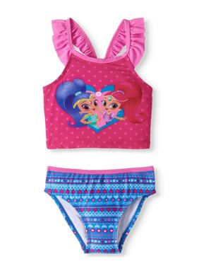 Toddler Girl License Swimwear