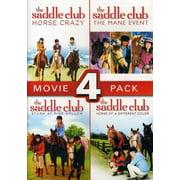 Saddle Club 4 Pack (DVD)