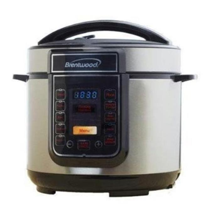 Brentwood EPC-526 Electric Pressure Cooker - 5 qt.