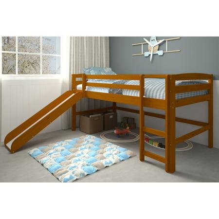 Woodcrest Pine Ridge Mini Loft with Ladder