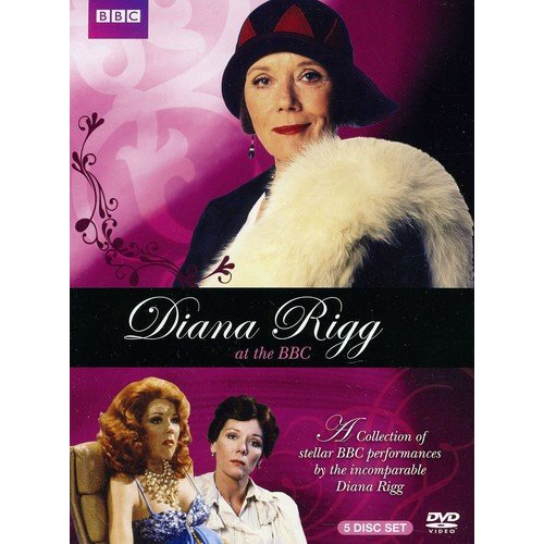 Diana Rigg At The BBC (Full Frame)