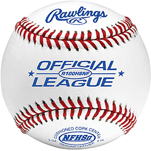 Rawlings R100HSNF Baseballs, 1 Single Baseball